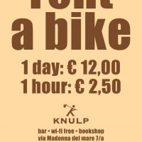 RENT A BIKE al Knulp