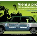 30/07 – L'illusioniste e… Cortomobile, il cinema piccolo!