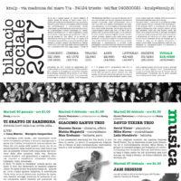 Sconnessi 12: il foglio con gli appuntamenti del Knulp (febbraio 2018)