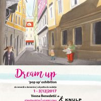 "01-03/12 – DREAM-UP -""pop up"" exhibition di Vesna Benedetic"