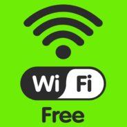 WIFI free, punto internet, stampe, scannerizzazione, fax